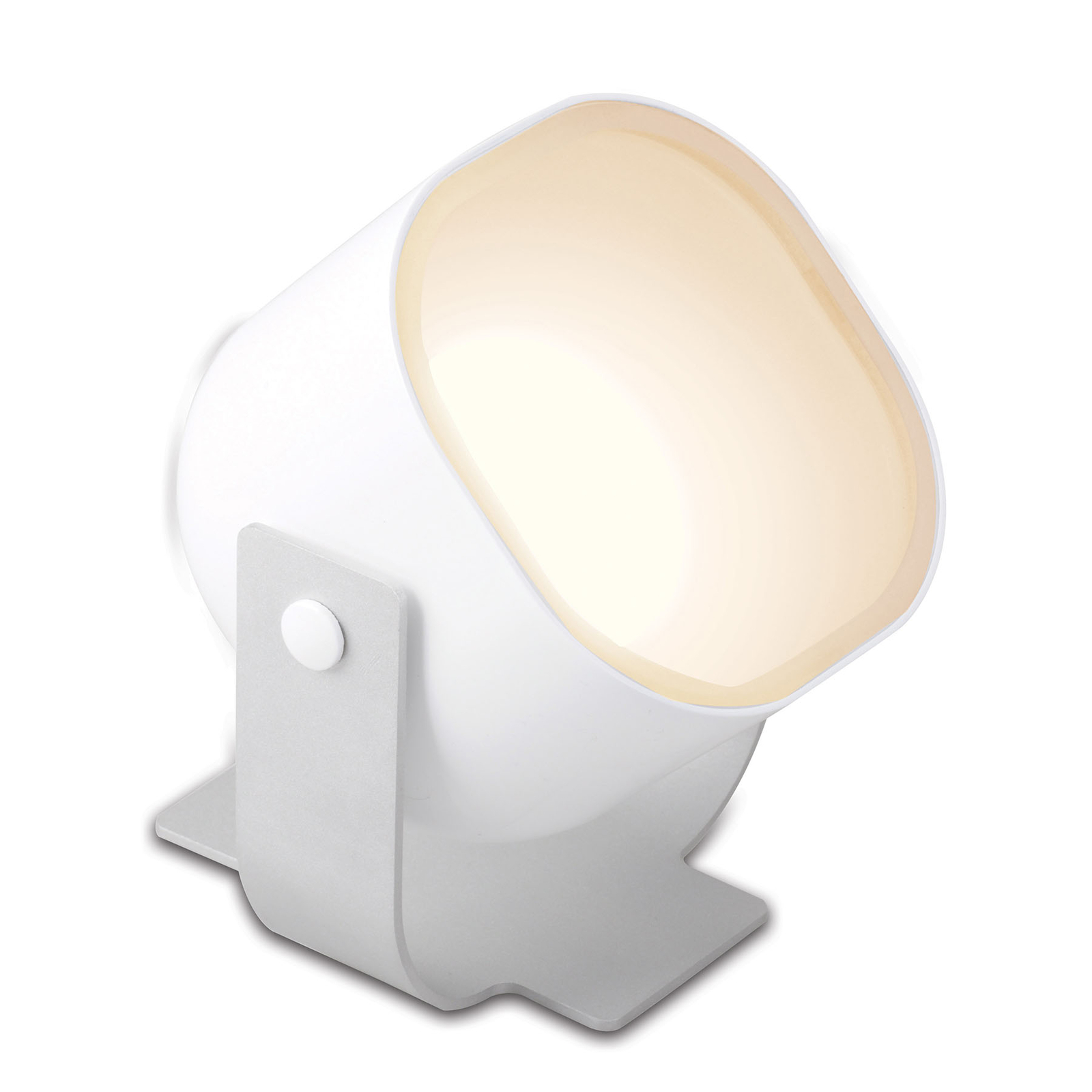 iDual connected Lilac lampa stołowa LED