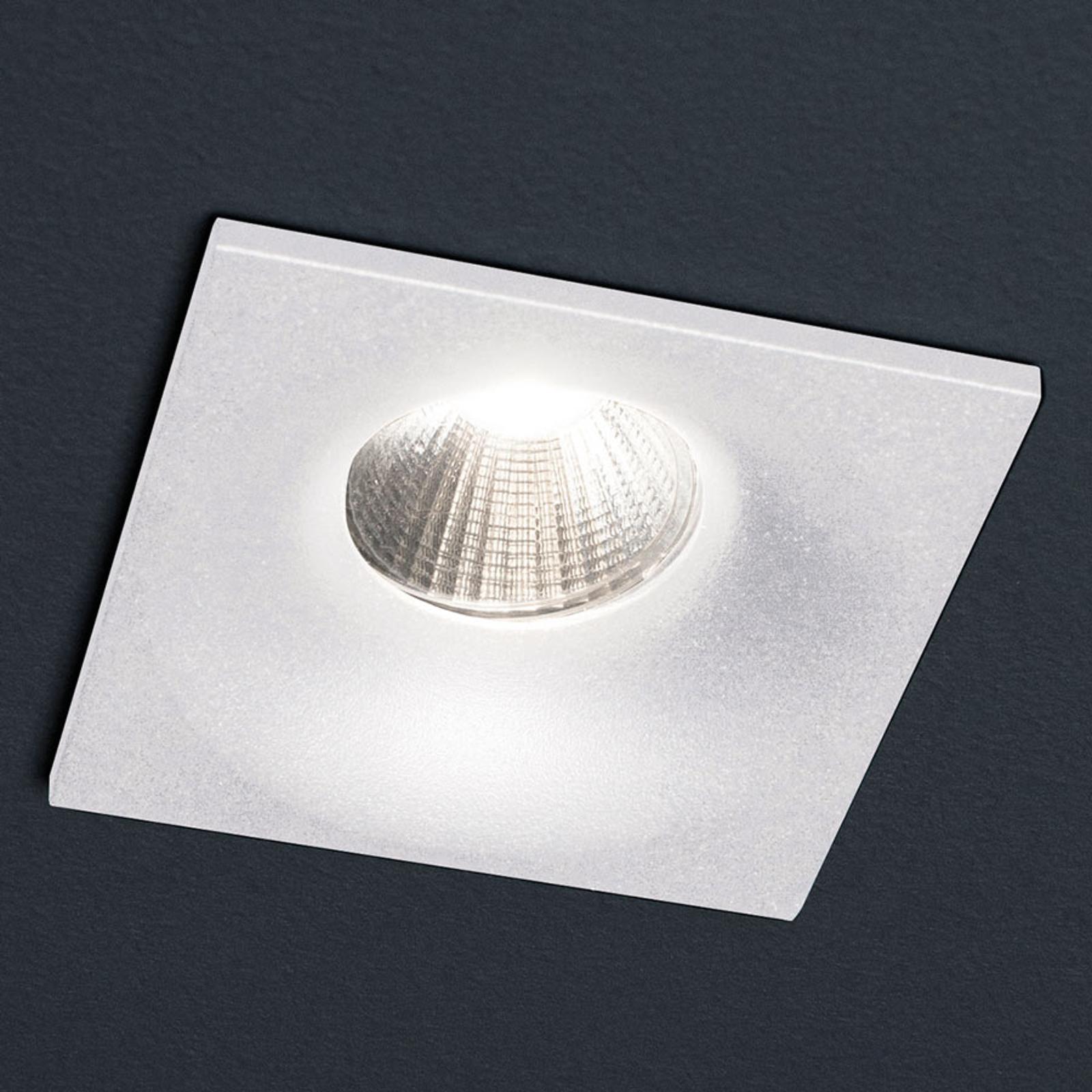 Ivy Square spot encastrable LED 7 W 3000K blanc