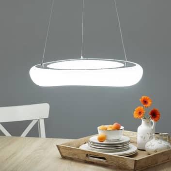 Lámpara colgante LED Lahti, color de luz ajustable