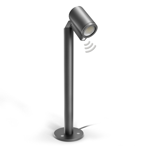 STEINEL Spot Way Sensor Connect LED sokkellamp