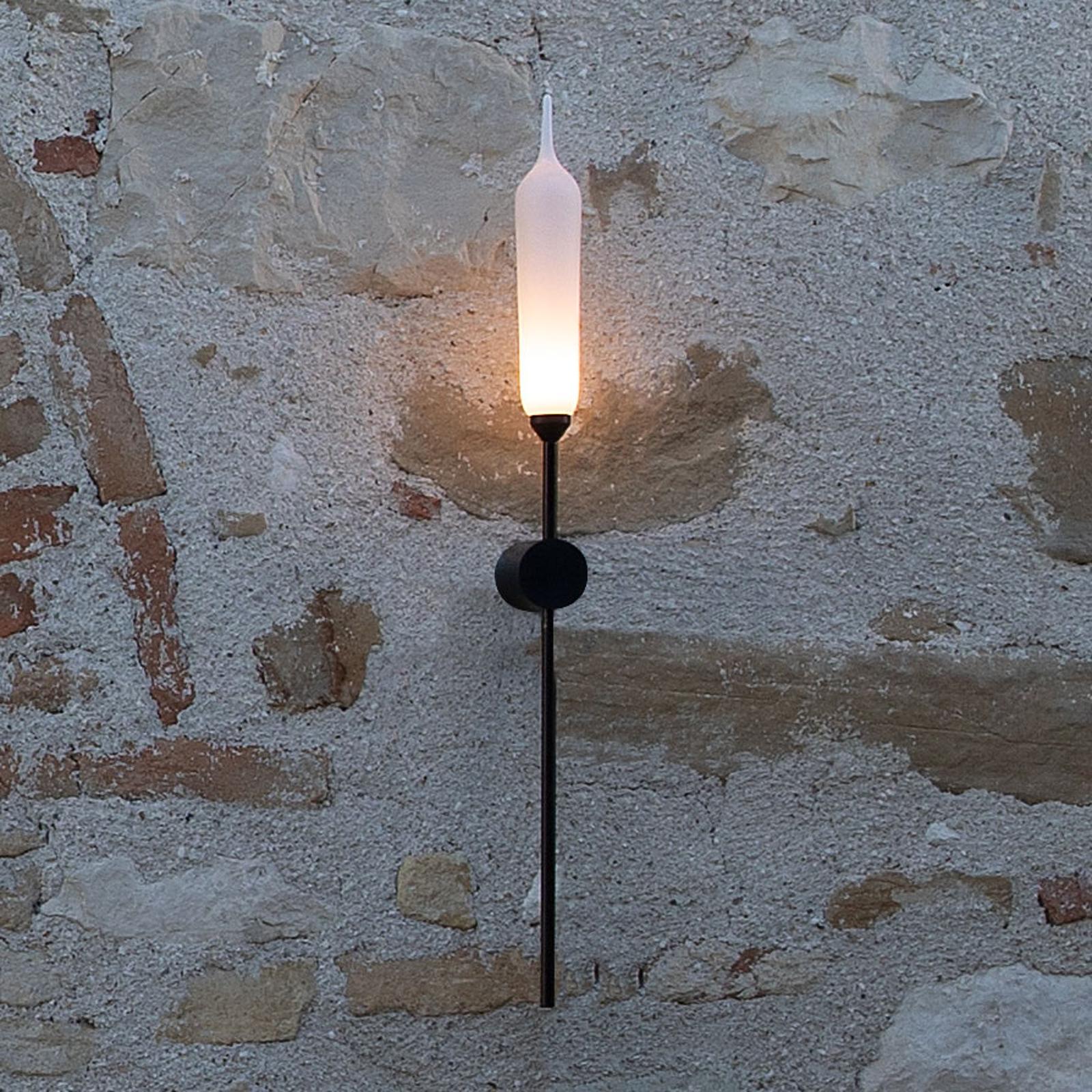 Karman Nilo applique d'extérieur LED, IP44