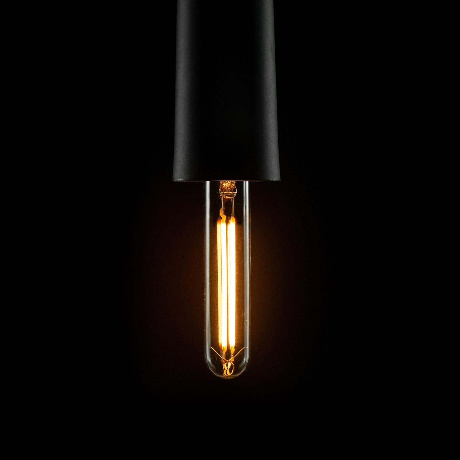 E14 2,7W 922 LED-Röhrenlampe in Kohlefadenoptik