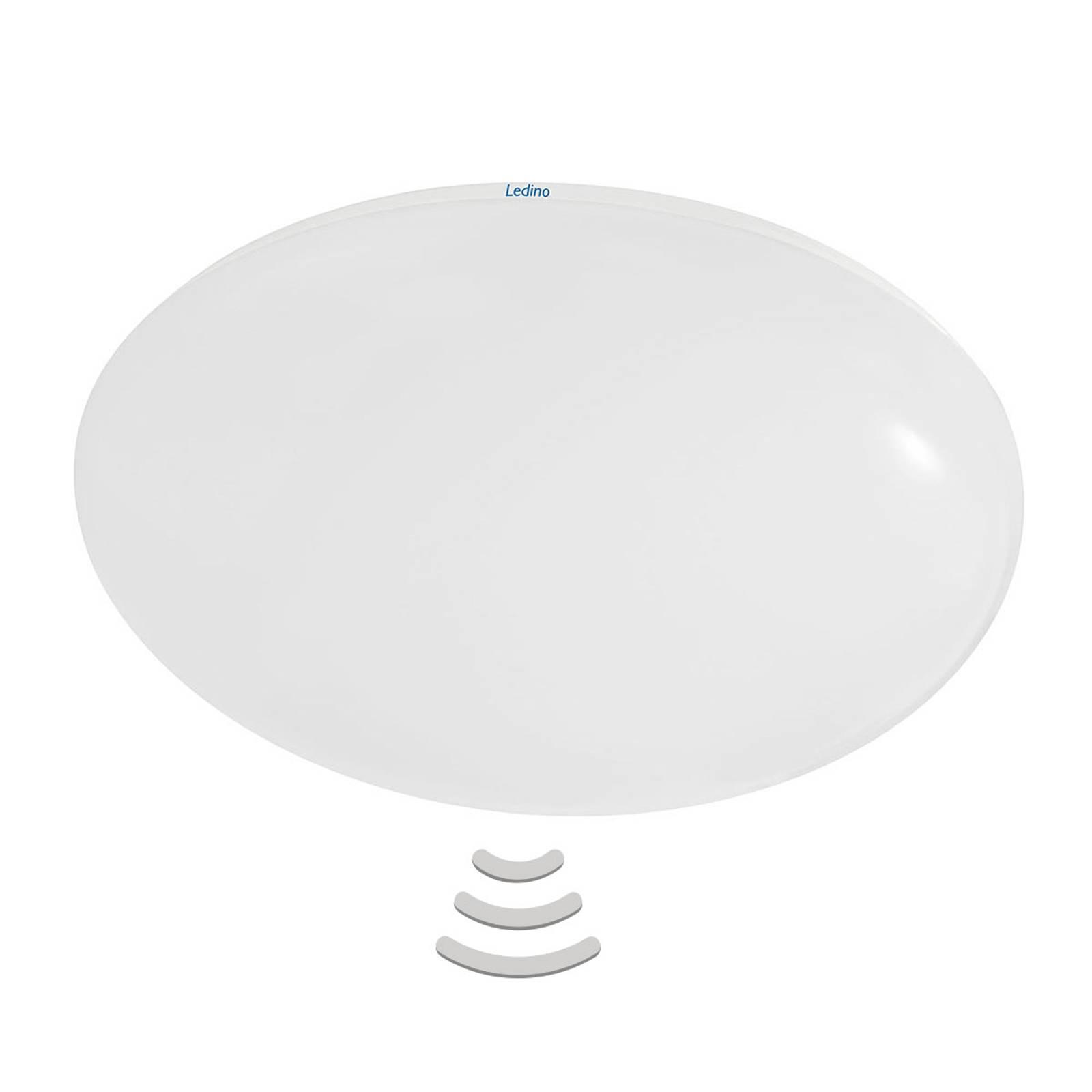 Lampa sufitowa LED Altona, czujnik HF 4000 K 32cm
