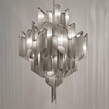 Eksklusiv hængelampe Stream, 110 cm