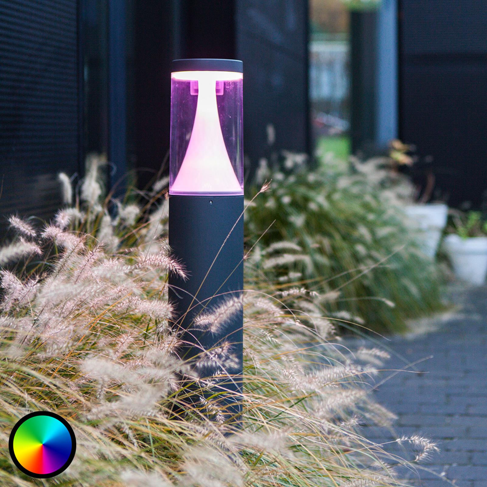 WiZ słupek oświetleniowy LED Spica