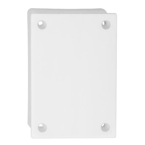 High-comfort diffuser voor Adj LED 1