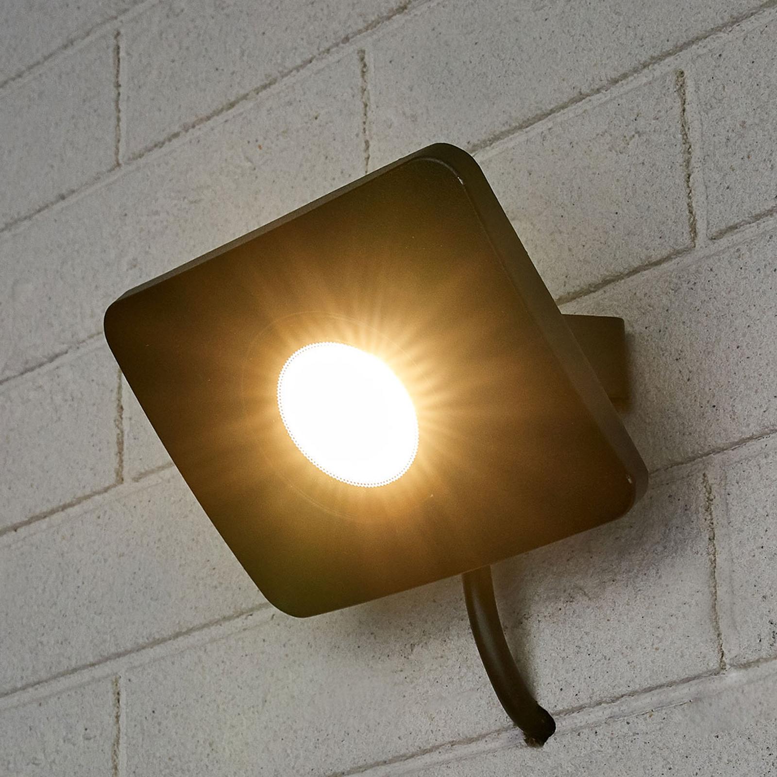 Applique d'extérieur LED Duke en aluminium, 20W