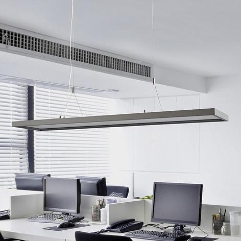 Stmívatelné LED kancelářské závěsné svítidlo Divia