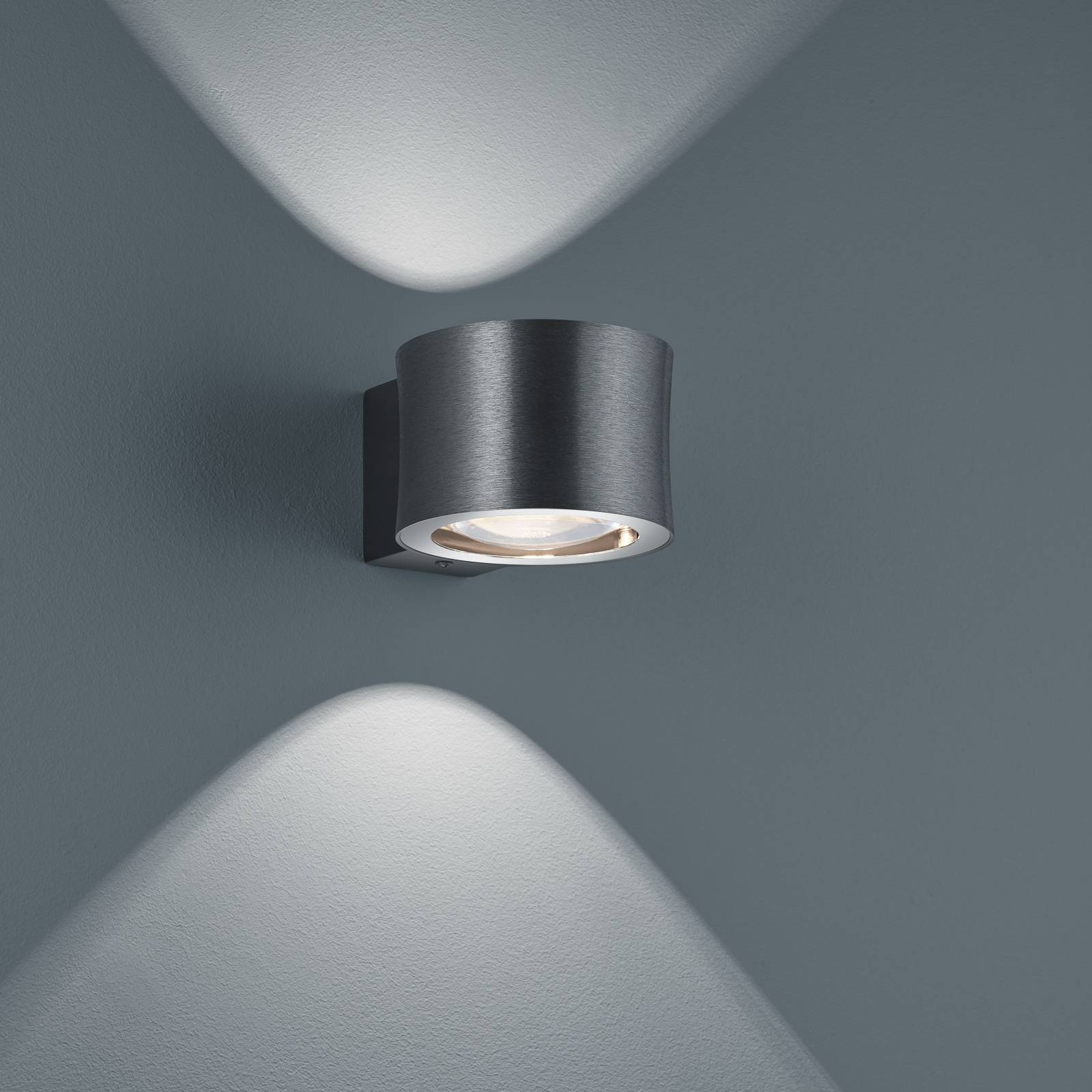 BANKAMP Impulse applique LED anthracite