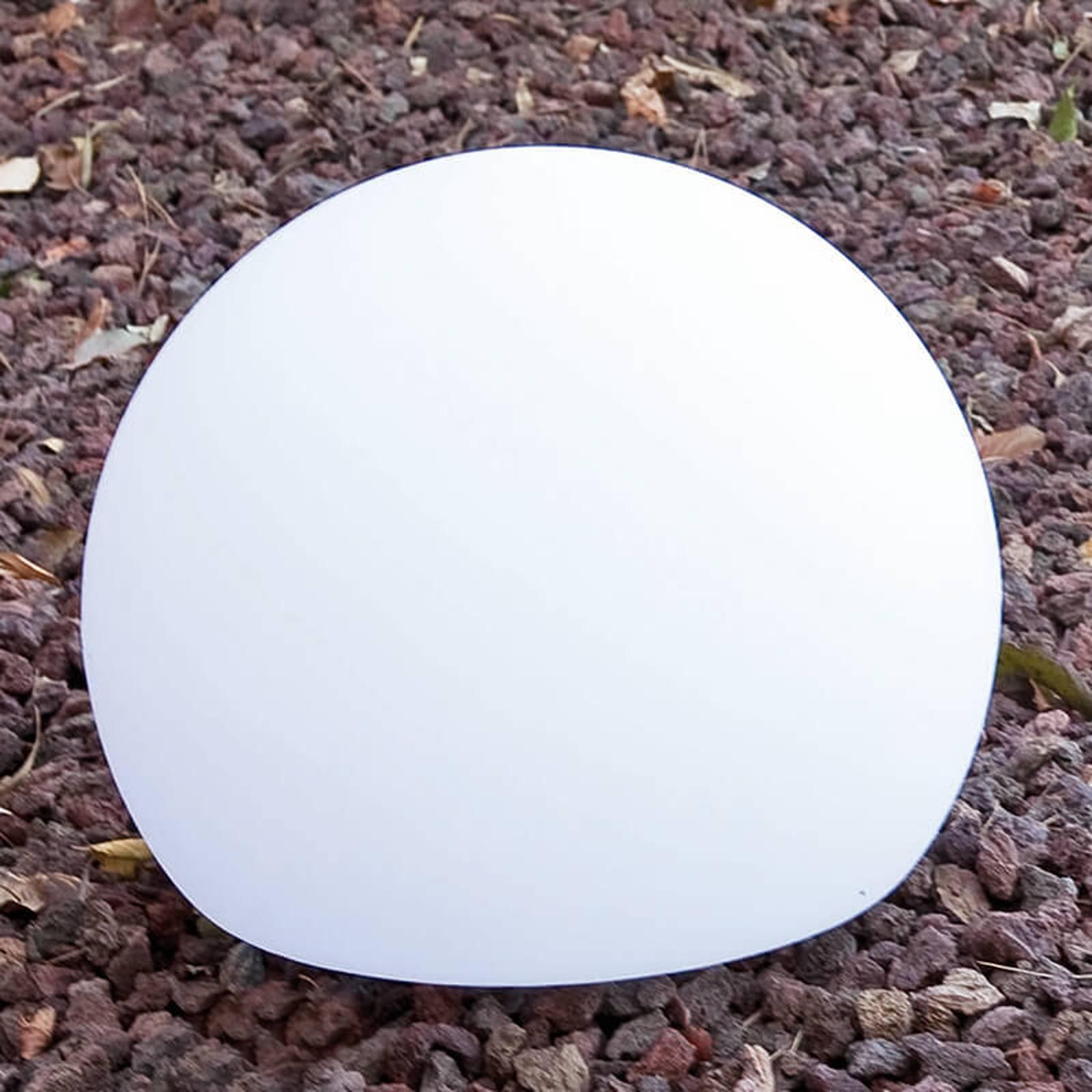 Kugelförmige Außendekorationleuchte Balda, 40 cm