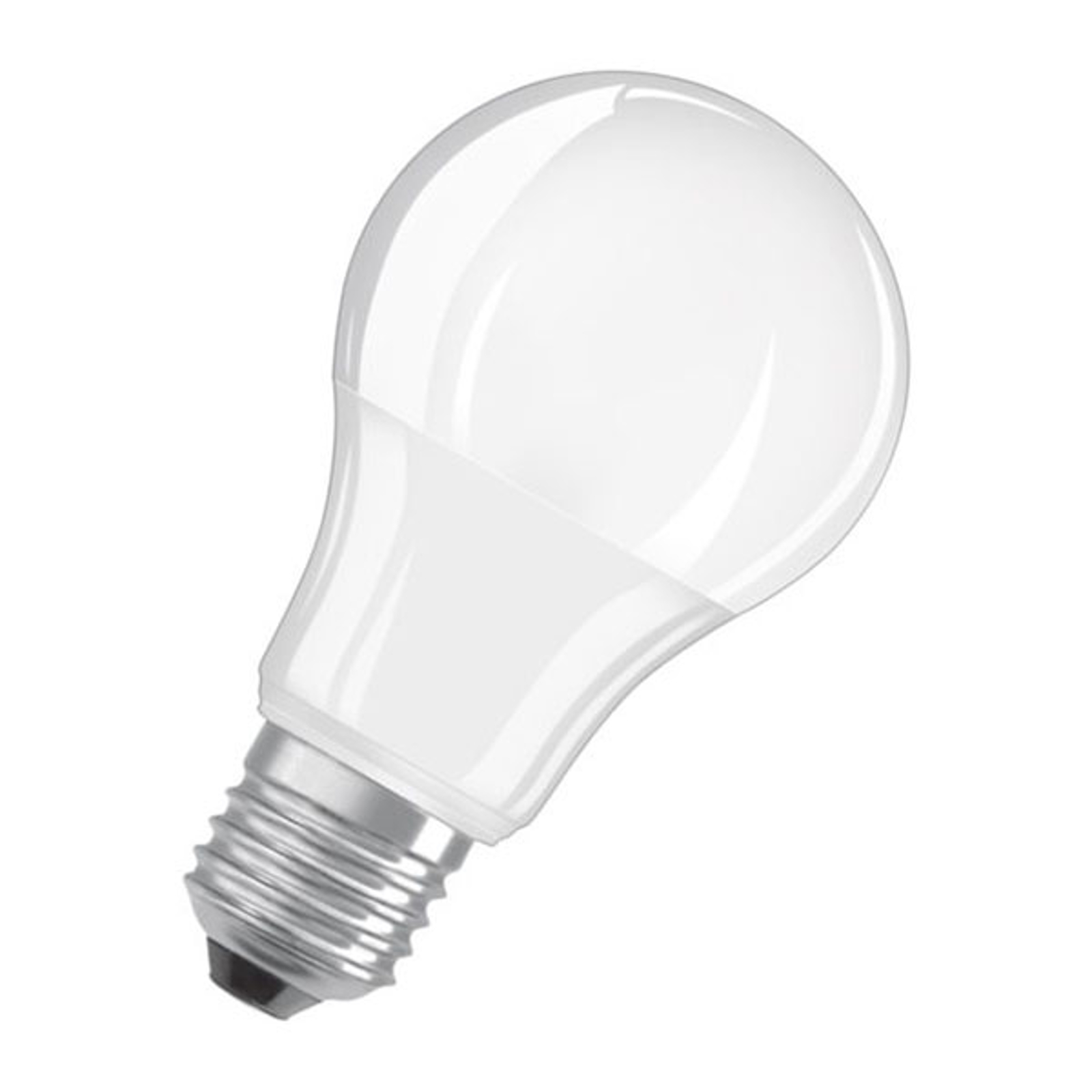 OSRAM LED-Lampe E27 9W 827 Superstar matt dimmbar