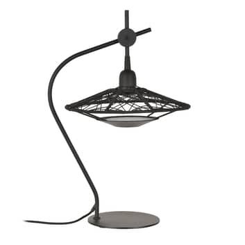 Forestier Carpa bordlampe, svart
