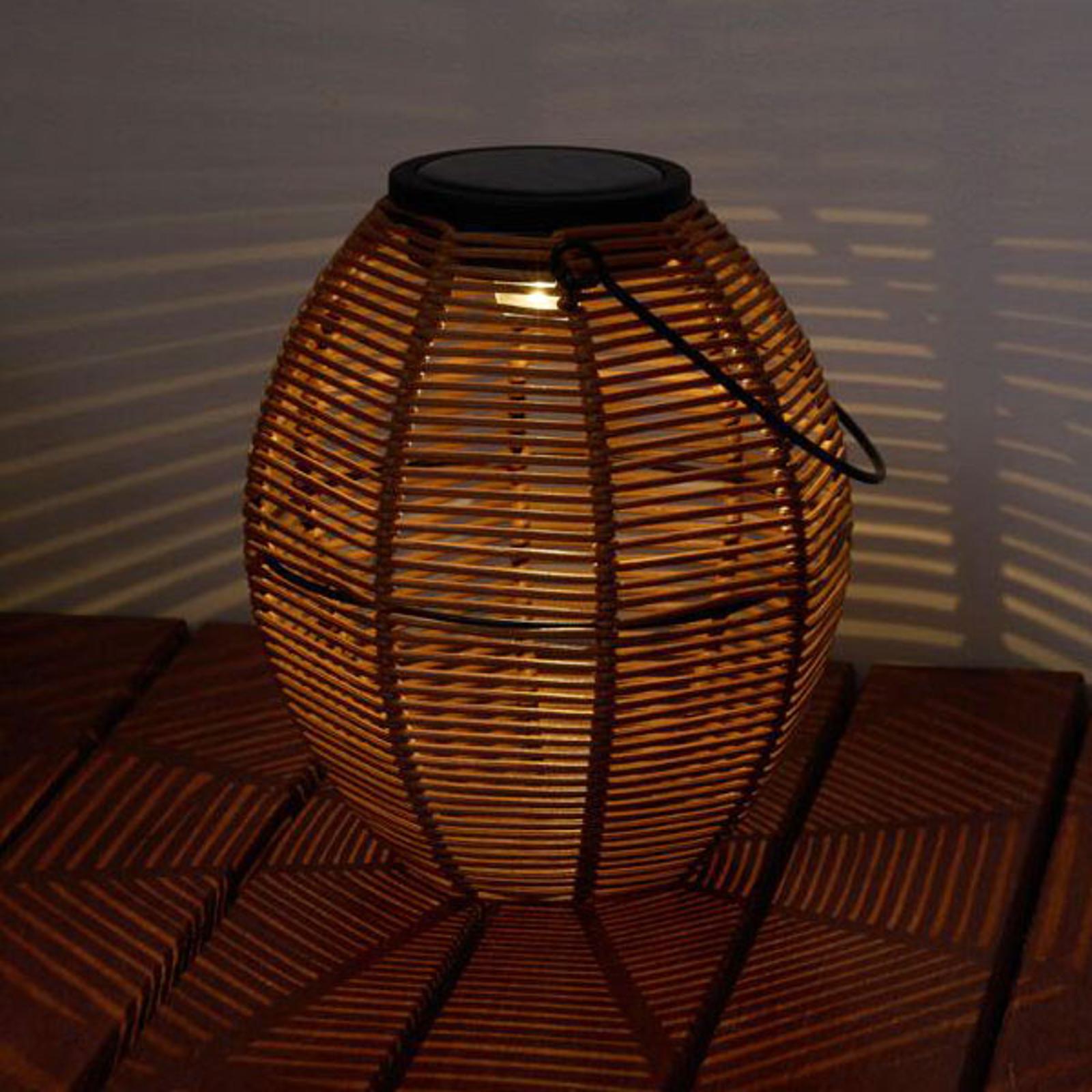 Pauleen Sunshine Crush LED-solcellelygte