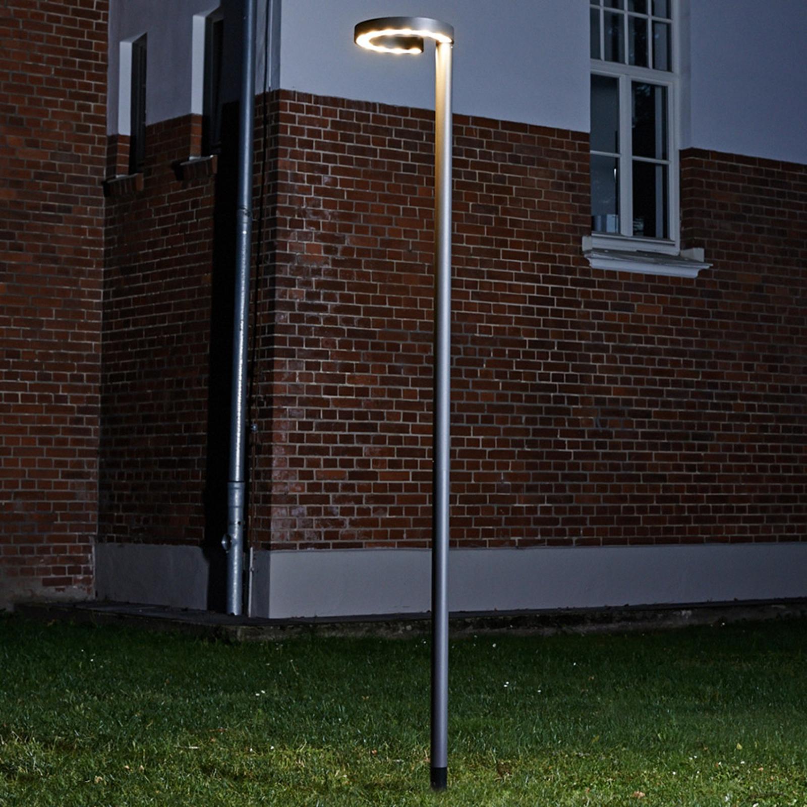 LED-lyhtypylväs Jannis 24 W Cree LEDeillä