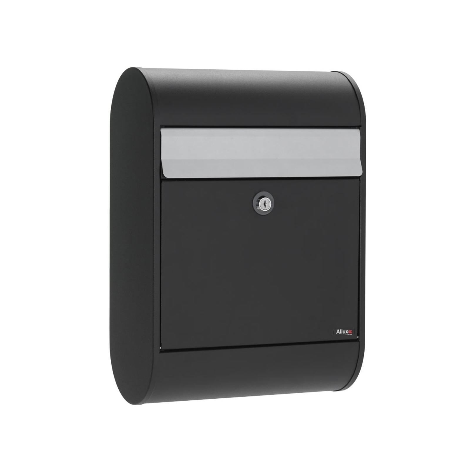 Lekker postkasse 5000, svart