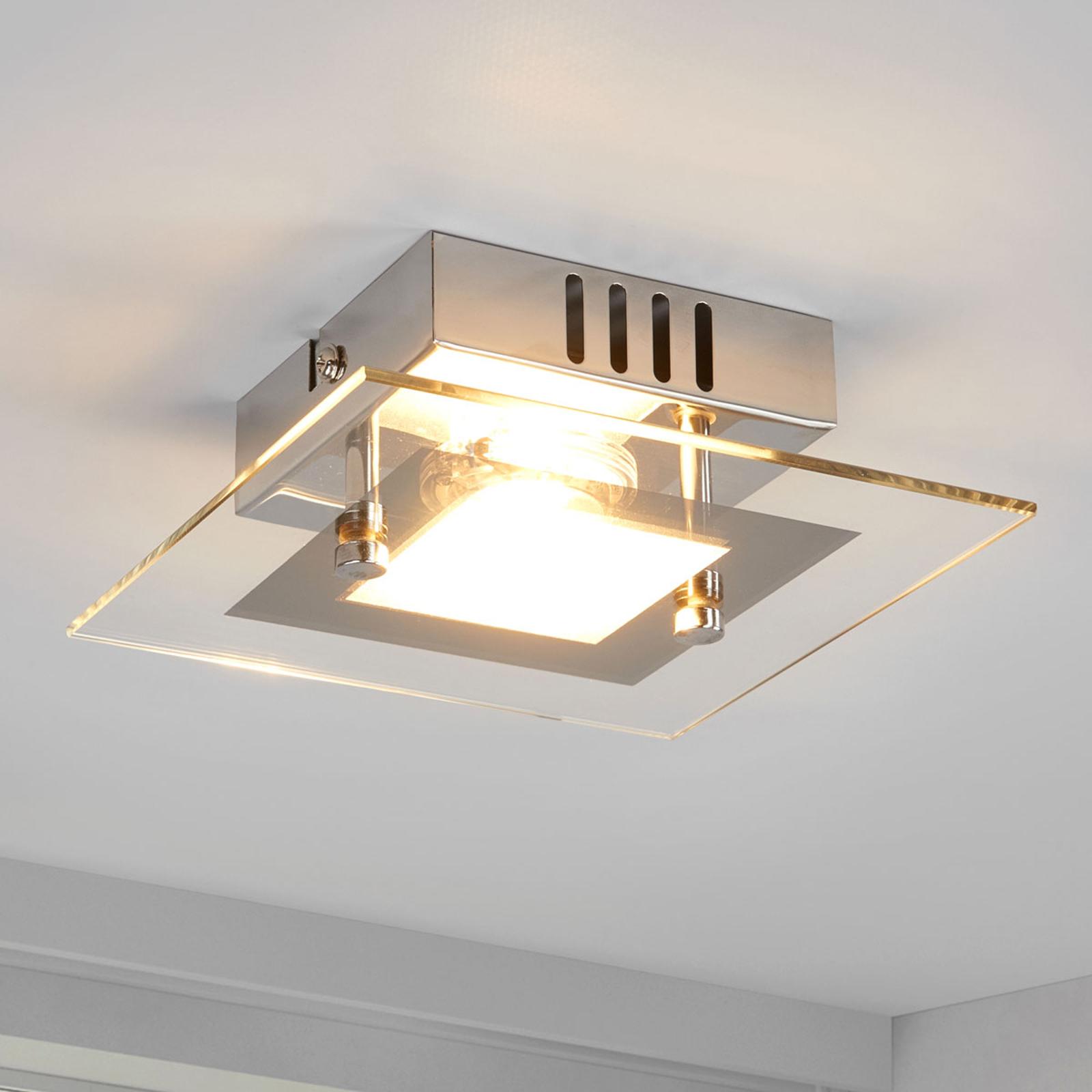Mała lampa sufitowa LED Manja