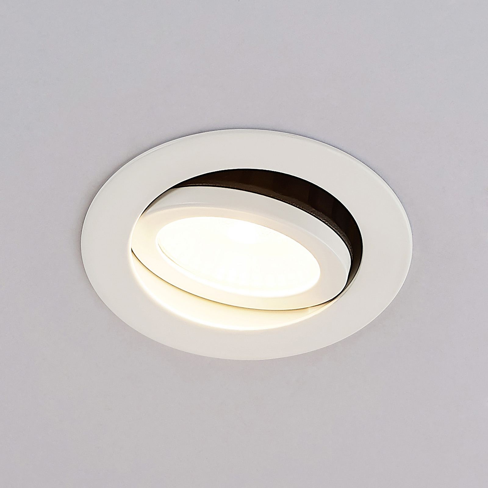 Arcchio Nabor LED-Downlight 36° 2.700K IP65, 8,2W