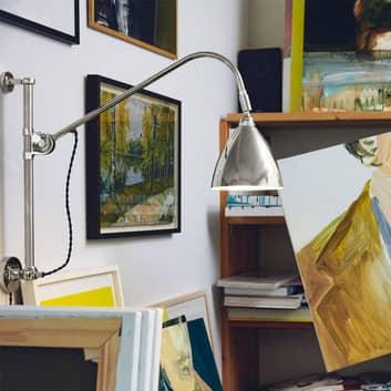 GUBI Bestlite BL5 væglampe limited edition, nikkel