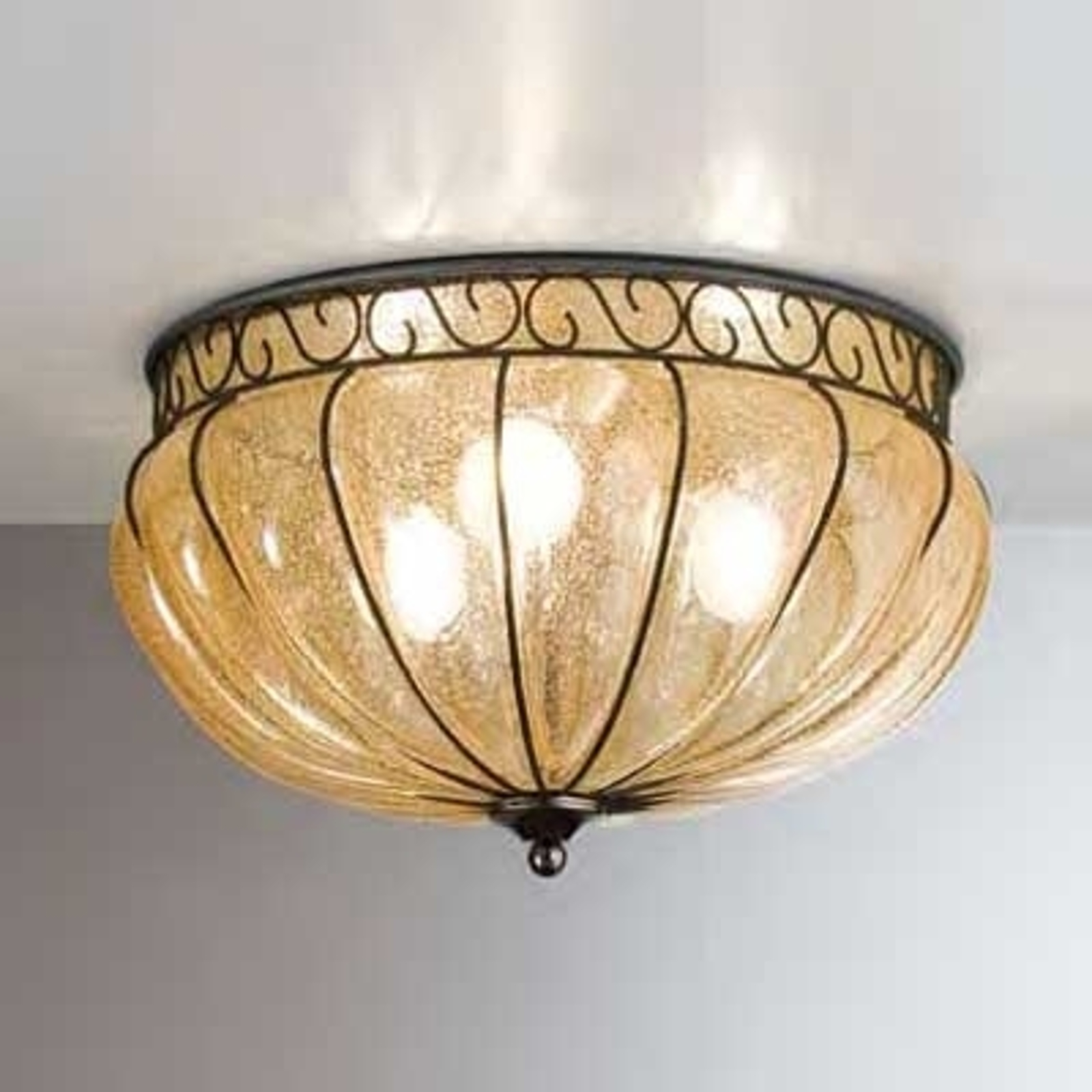 MARGHERITA klasyczna lampa sufitowa 48 cm