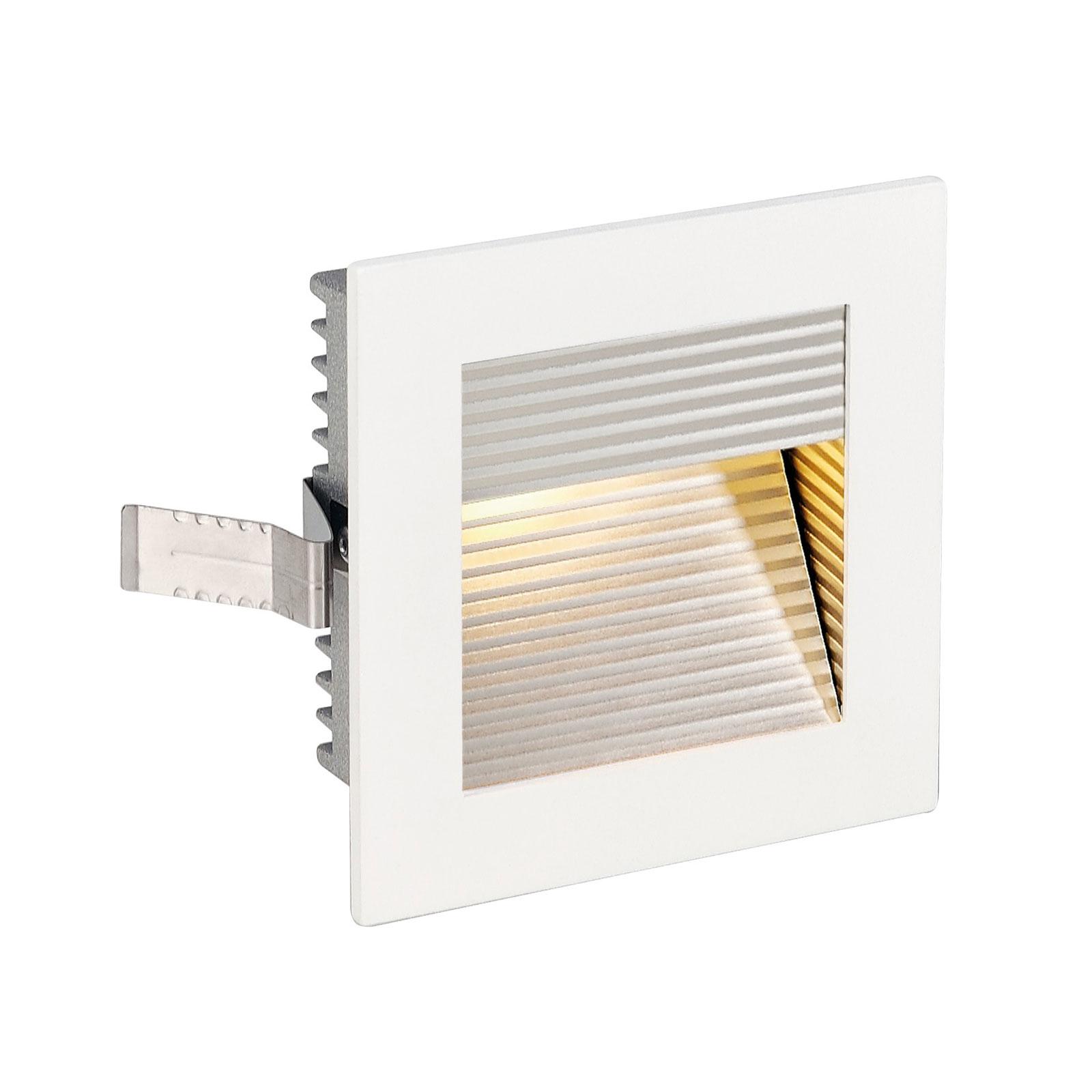 SLV oprawa wpuszczana LED Frame Curve LED 3000K