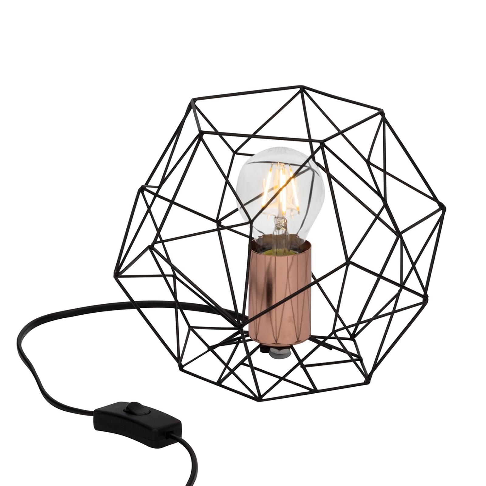 Synergy - Interessant uitgeruste tafellamp