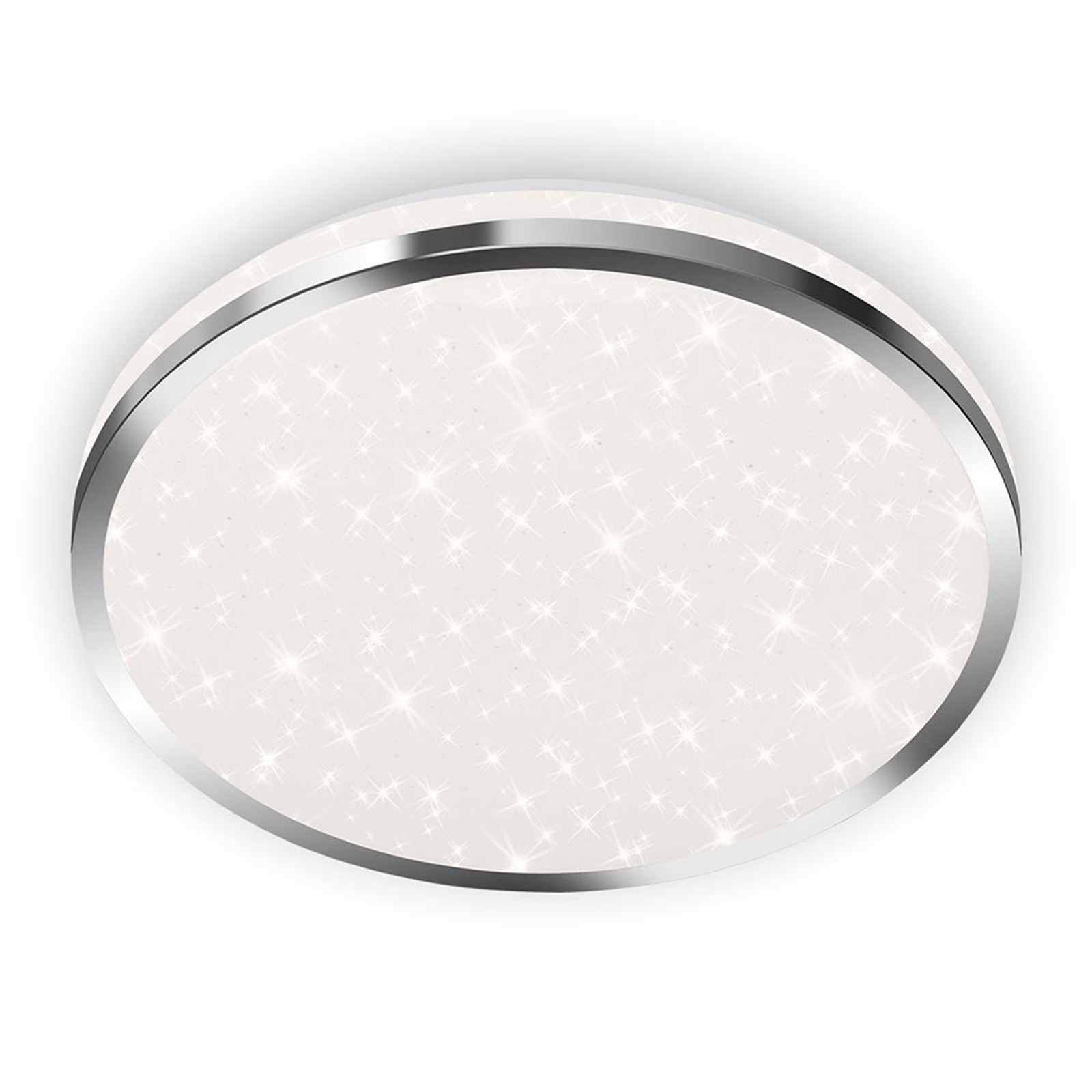 LED-Deckenleuchte 3403 IP44 Sternendekor, Ø 28 cm