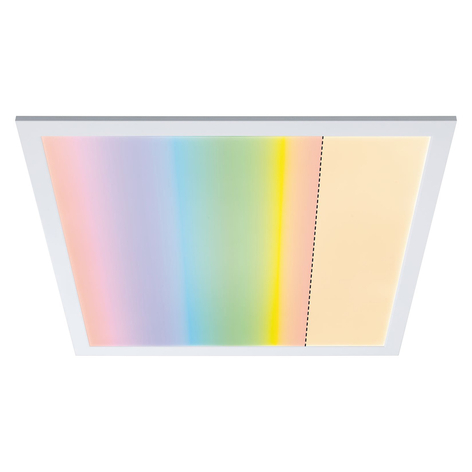 Paulmann Amaris LED-Panel, ZigBee, 60x60cm, RGBW