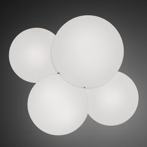 Vibia Puck - čtyřzdrojové stropní světlo