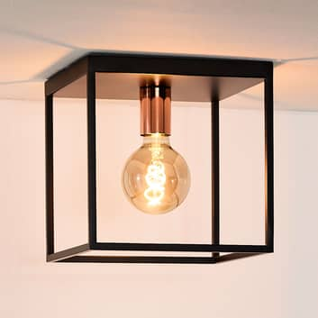 Lampa sufitowa Arthur w formie sześcianu