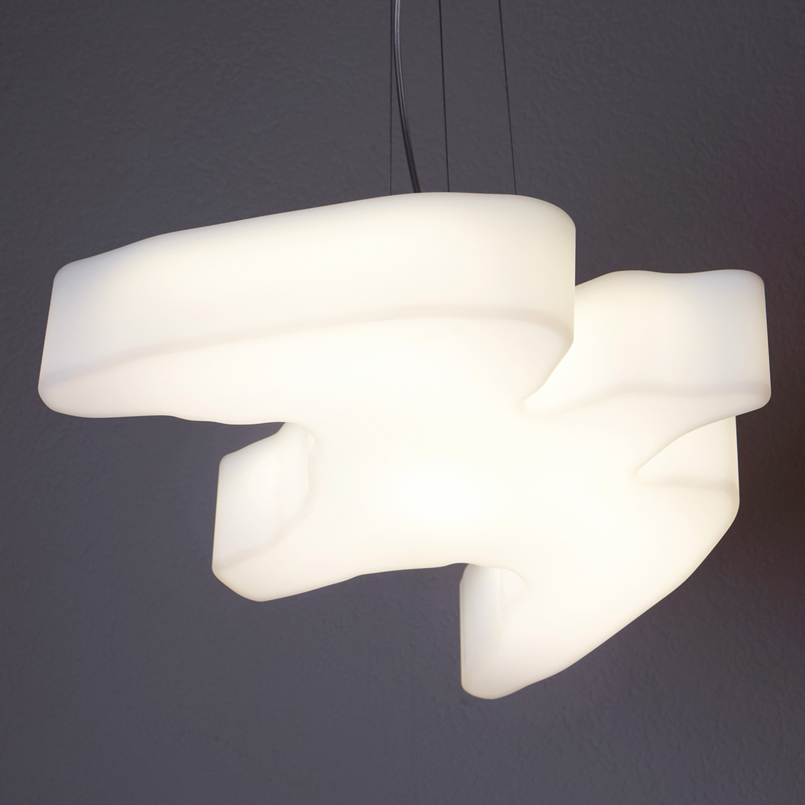 Lampada LED a sospensione The Bird