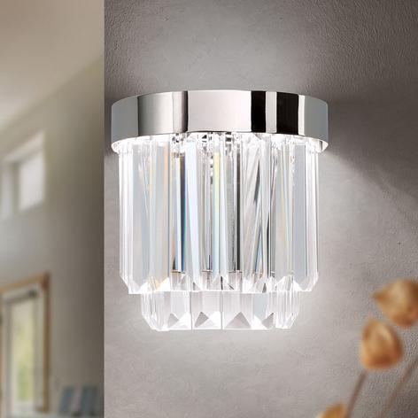 Kinkiet LED Prism z Up- and Downlight, chrom