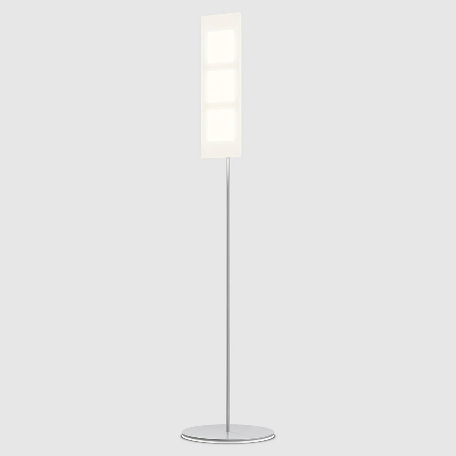 OMLED One f3 - OLED vloerlamp in Wit
