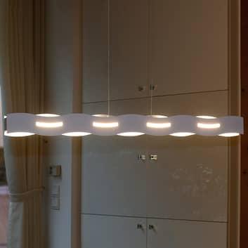 Suspension LED Wave en forme de vague