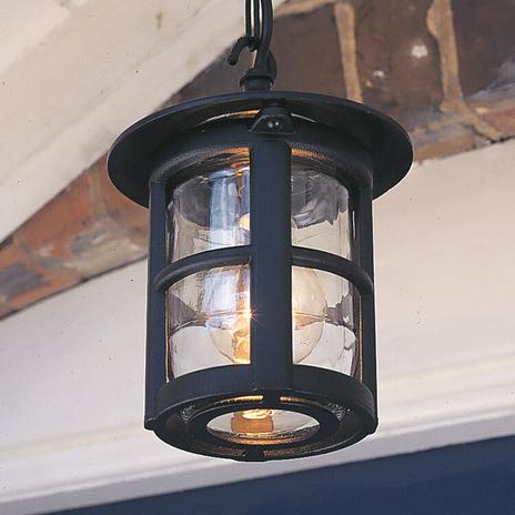 Zewnętrzna lampa wisząca Hereford