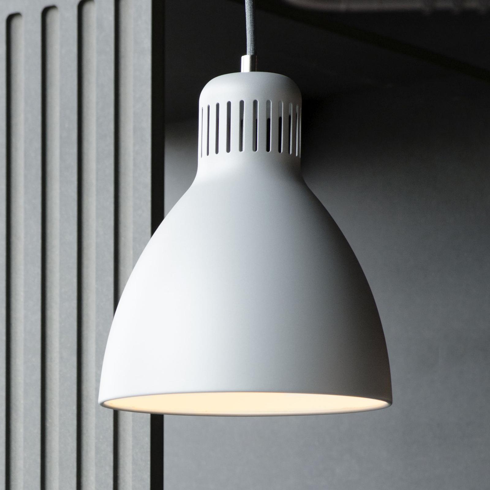 Suspension LED L-1 dimmable DALI, 4000K, blanche