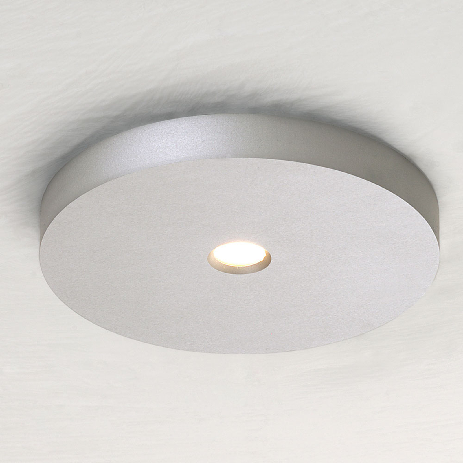 Bopp Close spot pour plafond LED aluminium