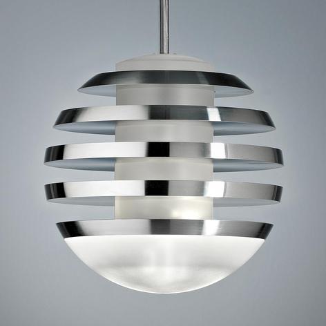 Lámpara colgante LED BULO aluminio