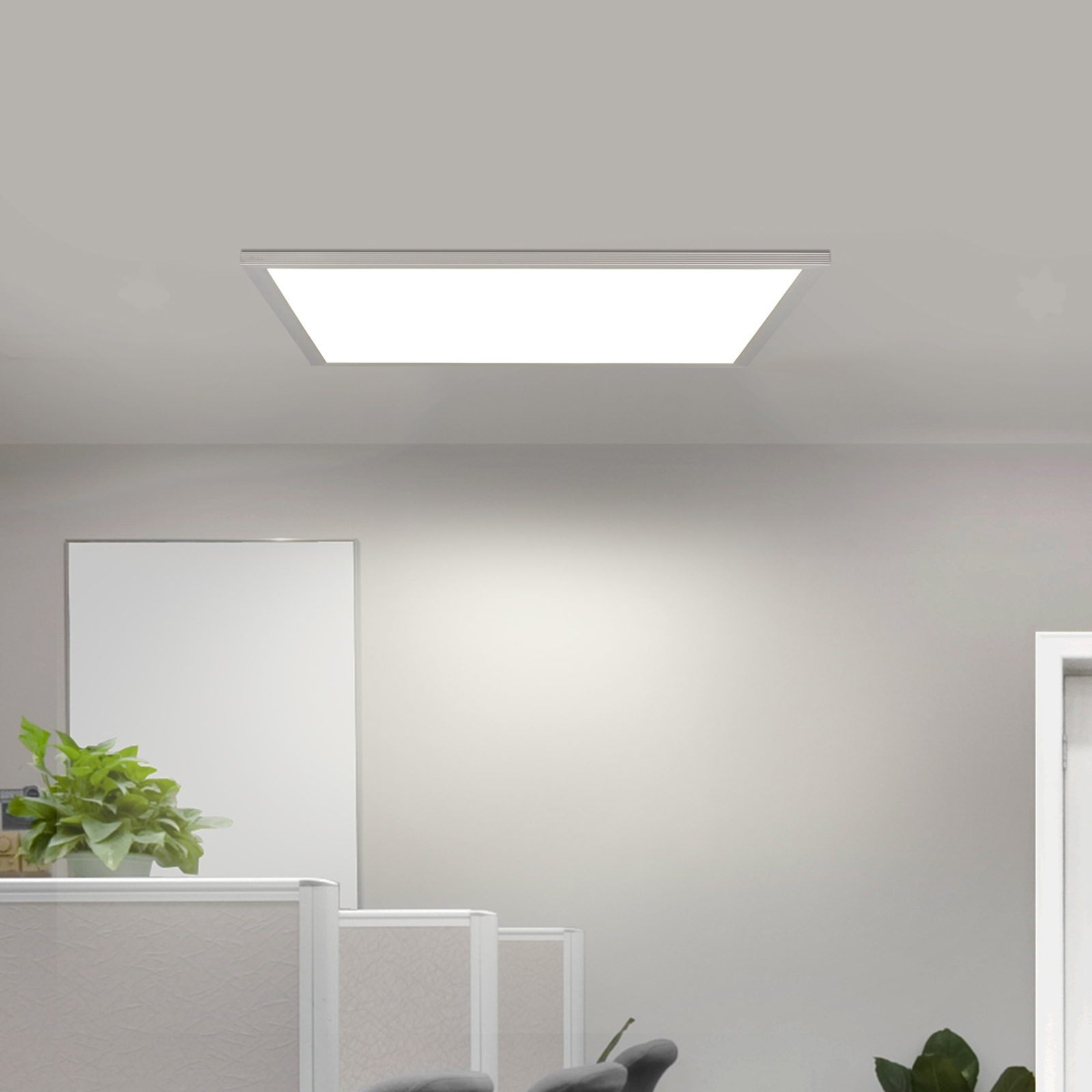 All-in-One-LED-panel Edge, dagslys