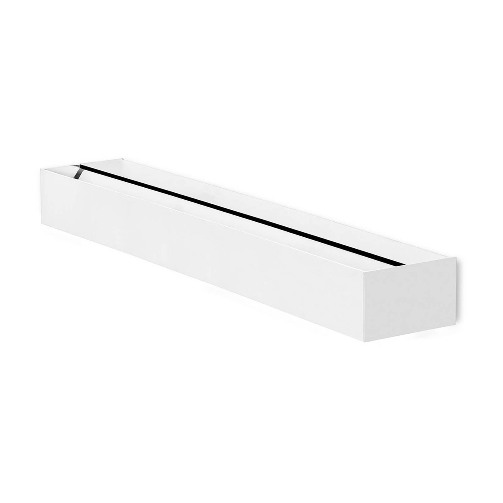 LEDS-C4 Lia LED wandlamp, mat wit 60 cm