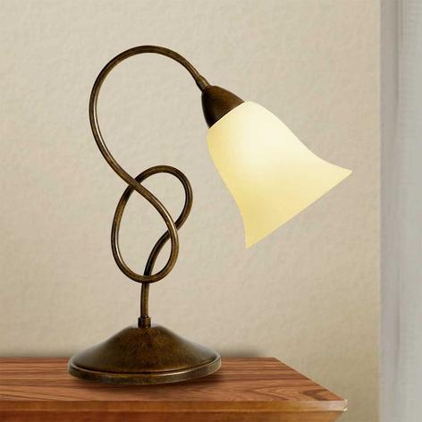 Lampe à poser rustique Michele
