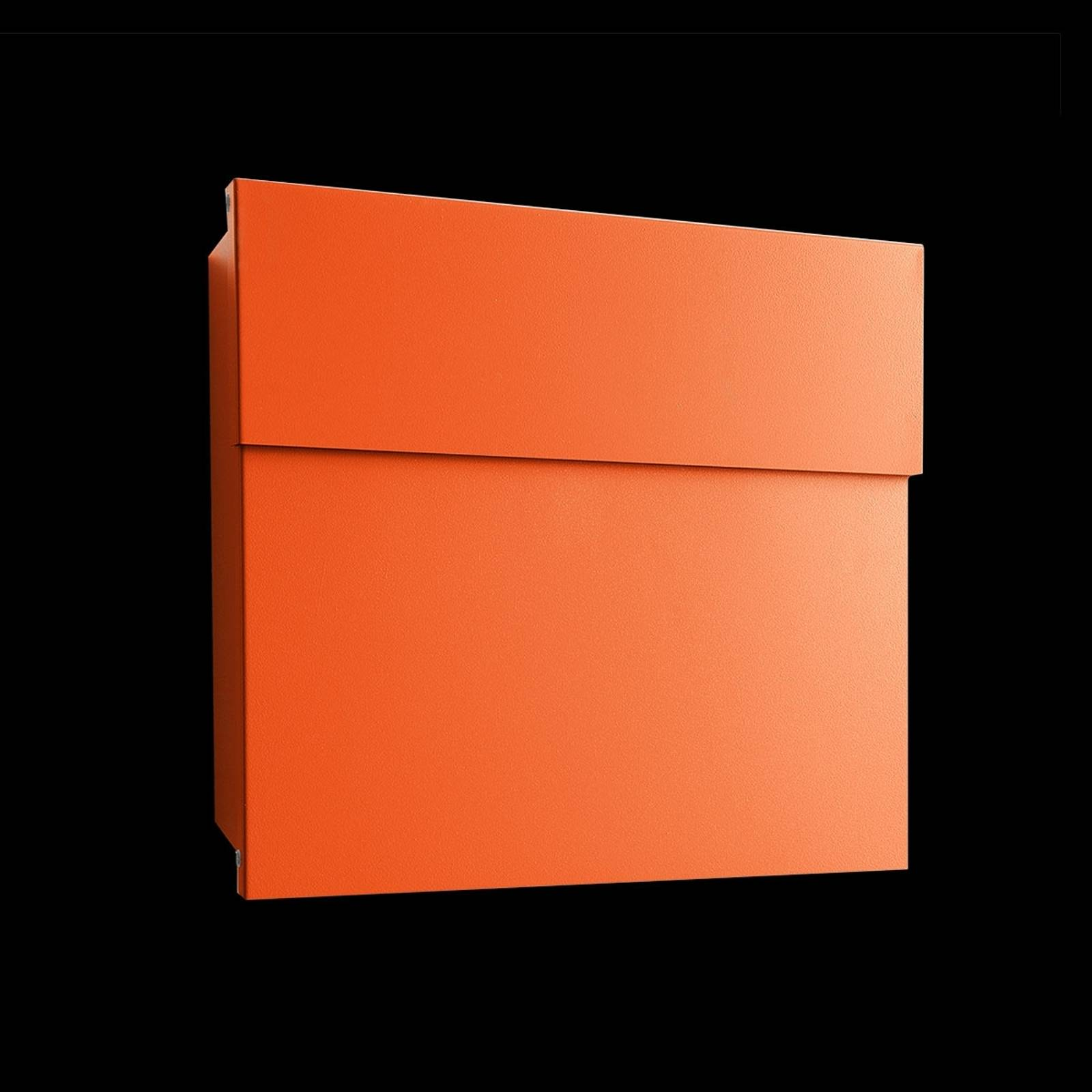 Cassetta postale di design Letterman IV arancione