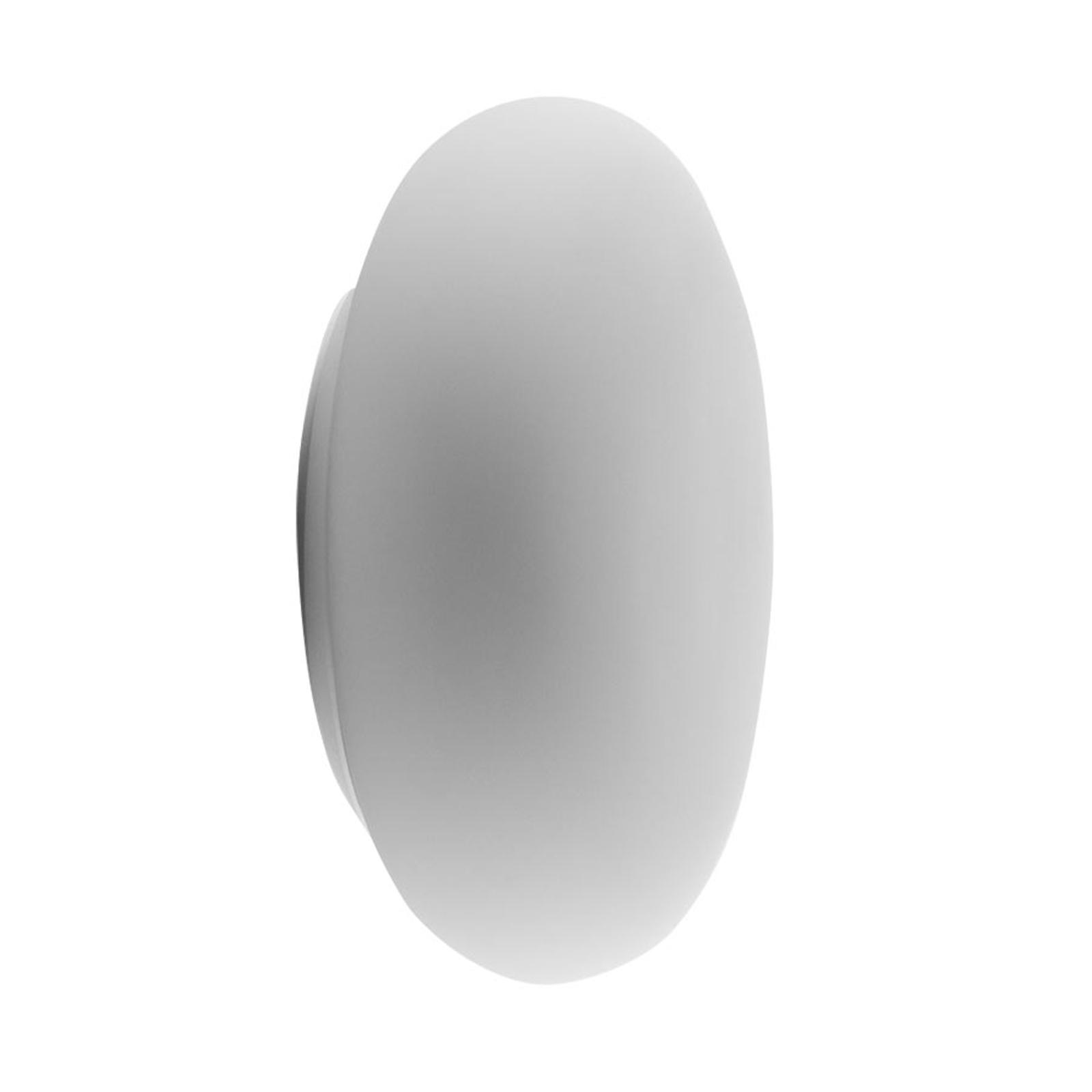 Artemide Itka glasvägglampa IP65 Ø 35 cm