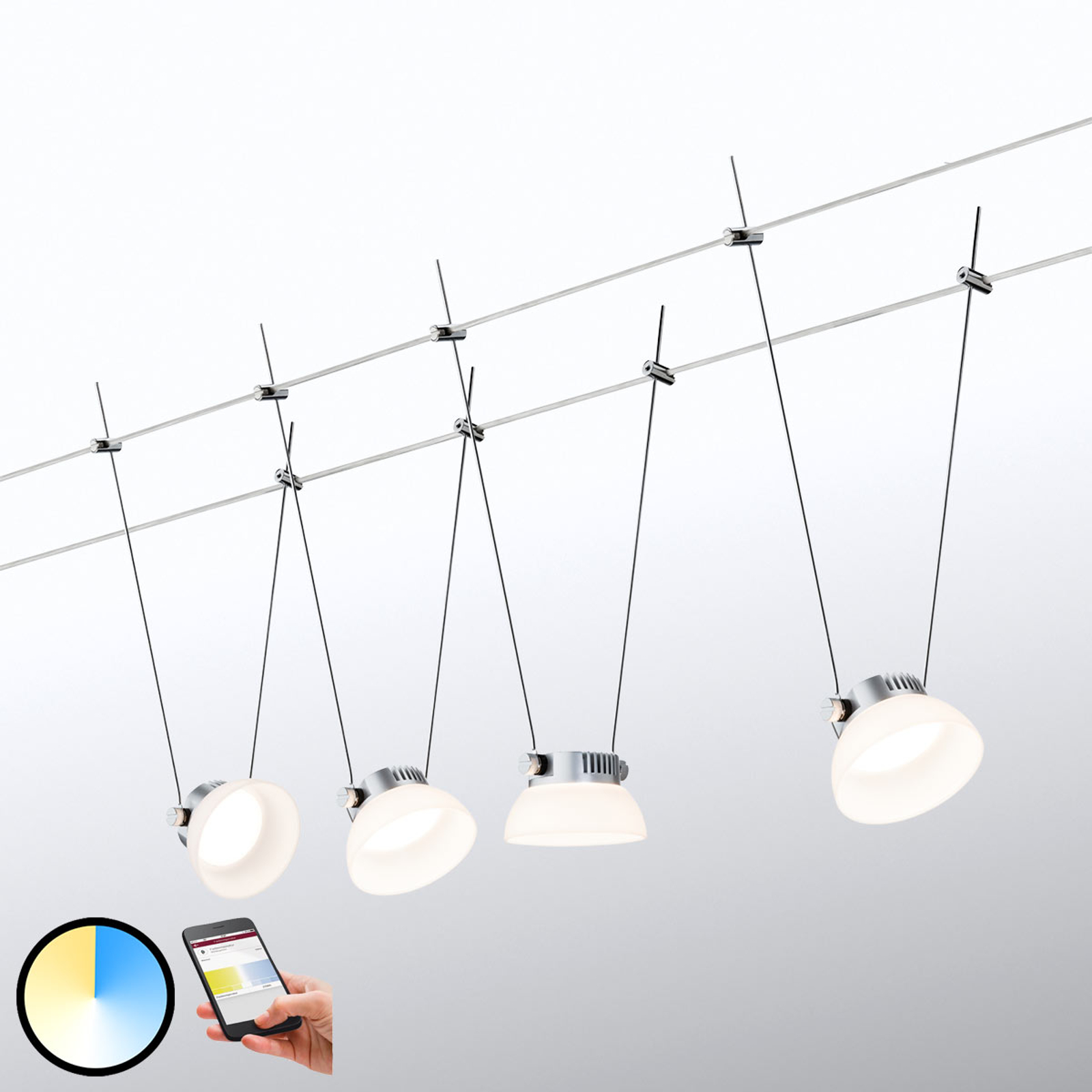 Paulmann Bluetooth IceLED cable lighting system_7601237_1