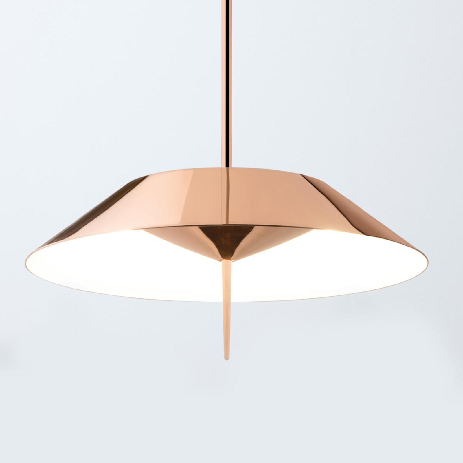 Przepiękna lampa wisząca LED Mayfair
