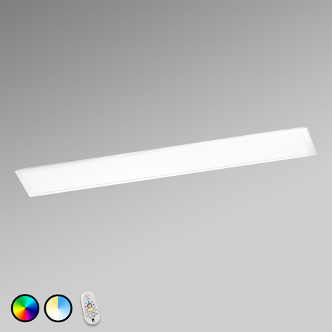 EGLO connect Salobrena-C LED-Leuchte rechteckig