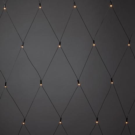 Siatka świetlna LED na zewnątrz 32-pkt. 100x100cm