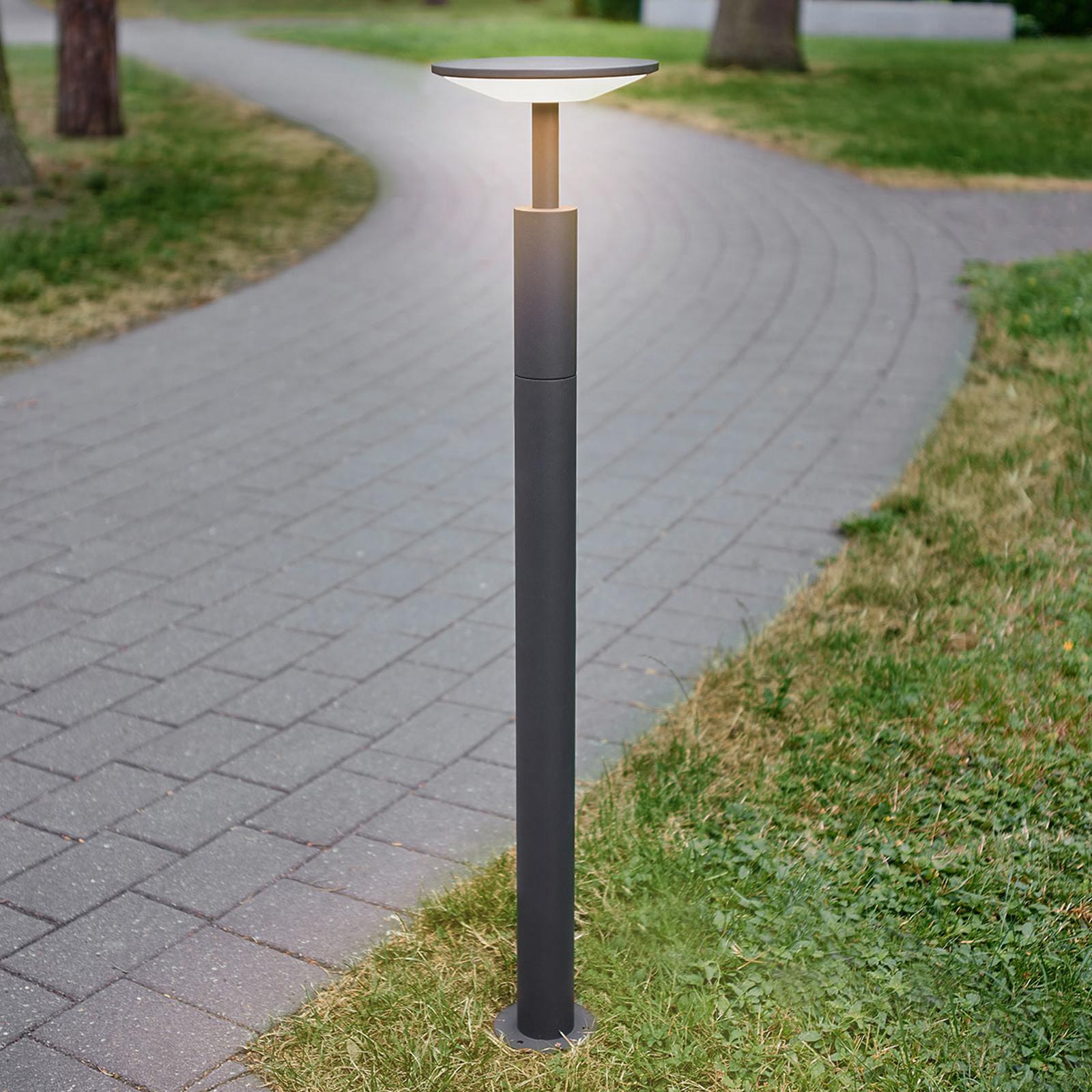 100cm wysokości – słupek oświetleniowy LED Fenia