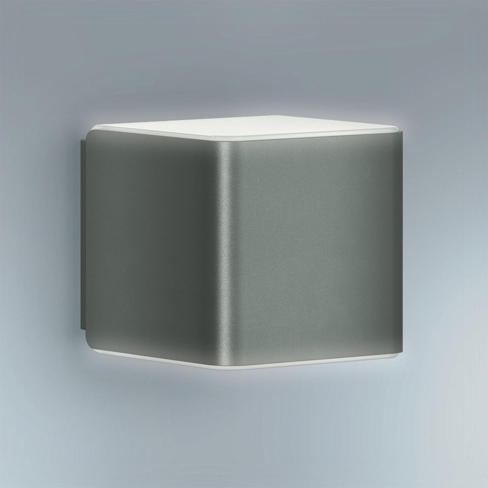 STEINEL L 840 LED iHF vegglampe, antrasitt