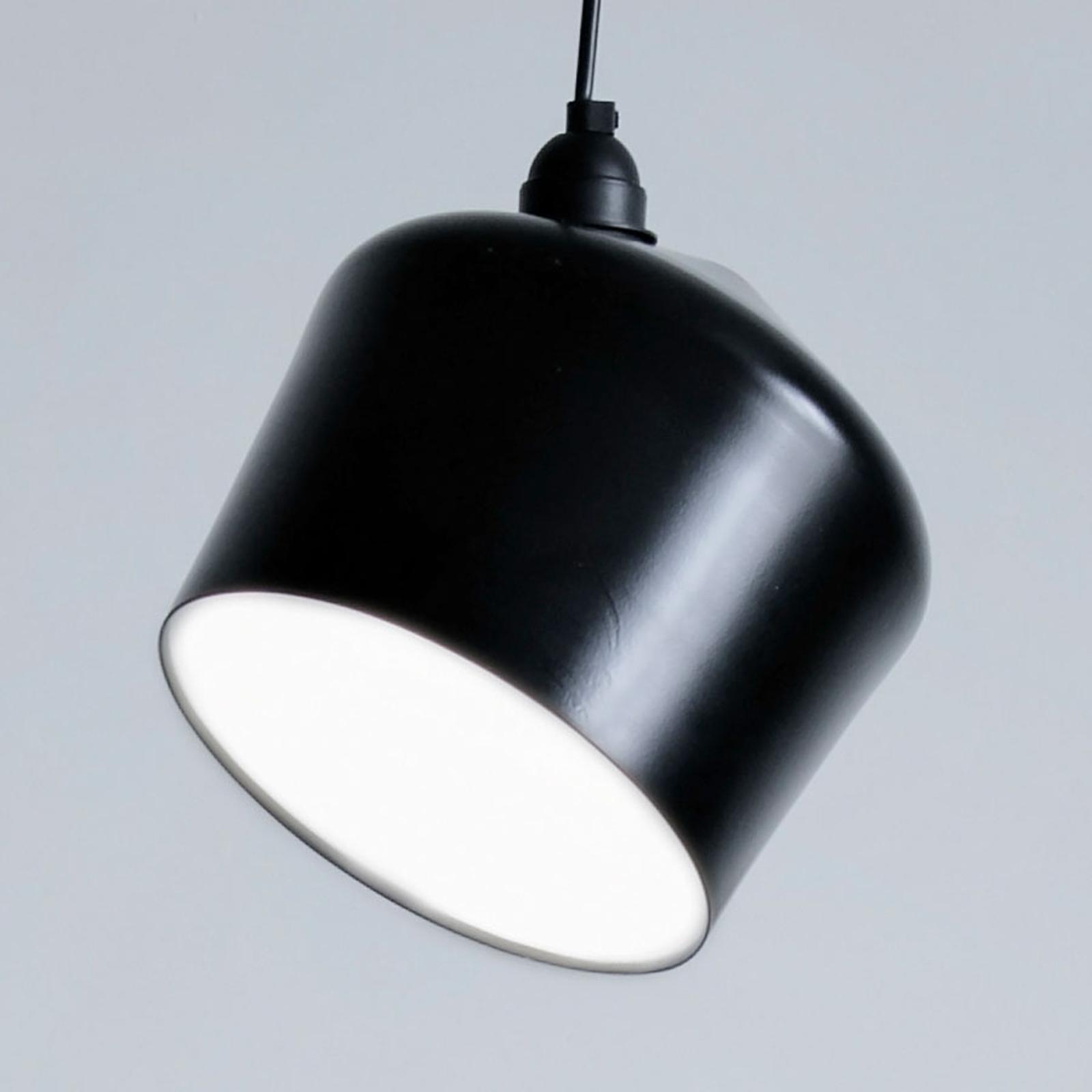 Innolux Pasila lampada a sospensione nera