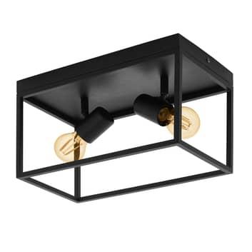 Plafondlamp Silentina 2-lamps, 36x18cm